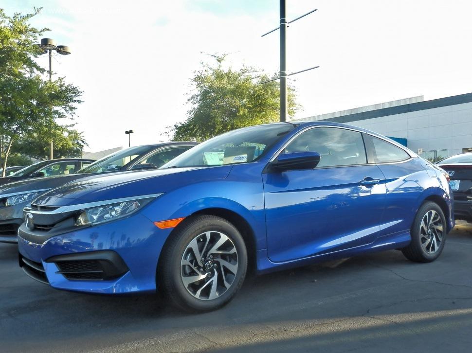Honda Civic Dimensions >> Honda Civic X Coupe 1 5 174 Hp Cvt Technical Specs Data