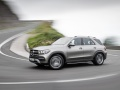 Mercedes-Benz GLE SUV (V167) GLE 580 V8 (489 Hp) EQ Boost 4MATIC G-TRONIC - Technical Specs, Fuel consumption, Dimensions