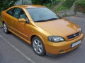 Opel Astra G Coupe 2.0 16V Turbo (190 Hp)