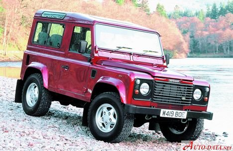 1983 Land Rover Defender 90 - Foto 1