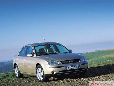 2001 Ford Mondeo II Sedan - Photo 1