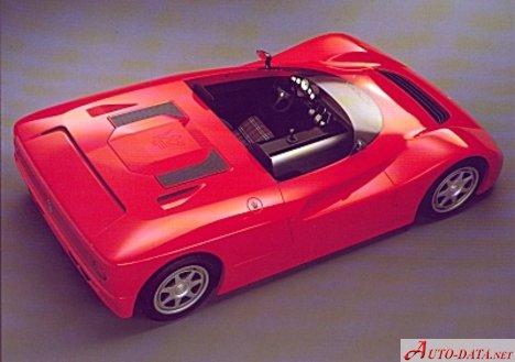 1991 Maserati Barchetta Stradale 2.0 i V6 24V Biturbo (306 ...