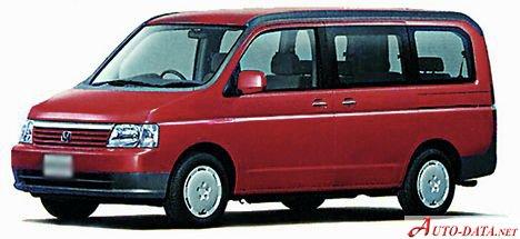 1996 Honda Stepwgn I (RF) 2.0 i 16V (125 Hp) | Technical ...
