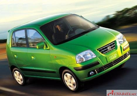 Hyundai Atos Prime 2001 1 0 I 58 Hp Automatic Technical