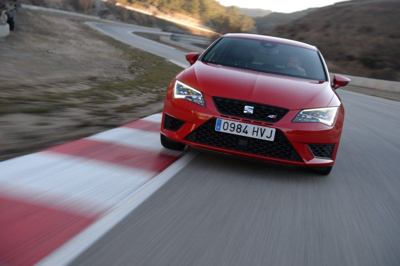 Seat Leon III 1.4 TSI (150 Hp) ACT start/stop DSG - Technical Specs, Fuel consumption, Dimensions