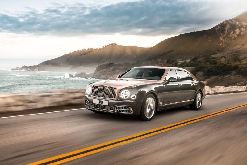 Bentley Mulsanne Long - Foto 1
