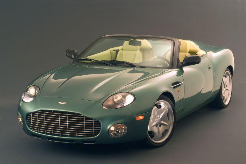 Aston Martin Db7 Technical Specs Fuel Consumption Dimensions