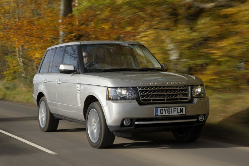 Land Rover Range Rover III (facelift 2009) - Foto 1