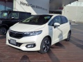 Technical specifications and fuel economy of Honda FIT