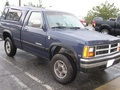 1988 Dodge Dakota - Technical Specs, Fuel consumption, Dimensions