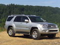 Technical specifications and fuel economy of Toyota 4runner