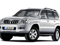 Toyota Land Cruiser (120) Prado - Fiche technique, Consommation de carburant, Dimensions