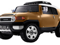 Technical specifications and fuel economy of Toyota FJ Cruiser