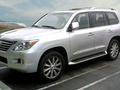 Lexus LX III - Technical Specs, Fuel consumption, Dimensions