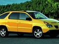Technical specifications and fuel economy of Pontiac Aztec
