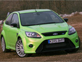 Ford Focus II Hatchback RS 2.5 (305 Hp) - Fiche technique, Consommation de carburant, Dimensions