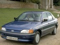 Ford Escort V (GAL) 1.8 16V XR3i (130 Hp)