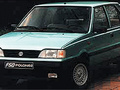 Technical specifications and fuel economy of FSO Polonez