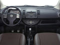 Nissan Note I (E11) - Technical Specs, Fuel consumption, Dimensions