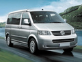 Volkswagen Multivan (T5) - Technical Specs, Fuel consumption, Dimensions