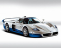 Technical specifications and fuel economy of Maserati MC12
