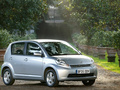 Technical specifications and fuel economy of Daihatsu Sirion