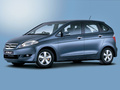 Technical specifications and fuel economy of Honda FR-V