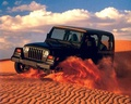 Jeep Wrangler II (TJ) 2.4 i 16V (147 Hp) - Technical Specs, Fuel consumption, Dimensions