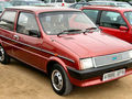 Technical specifications and fuel economy of MG Metro