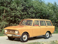 Technical specifications and fuel economy of Moskvich 427