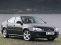 Subaru Legacy IV 2.0R (165 Hp) AWD Automatic - Technical Specs, Fuel consumption, Dimensions