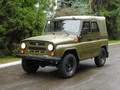 UAZ 315108 Hunter - Technical Specs, Fuel consumption, Dimensions