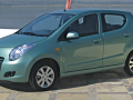 2009 Suzuki Alto VII - Technical Specs, Fuel consumption, Dimensions