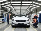 Polestar 2 - Production process