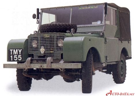 1948 Land Rover Series I - Foto 1