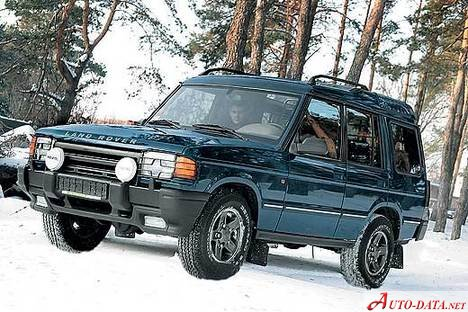 1989 Land Rover Discovery I - Fotografie 1