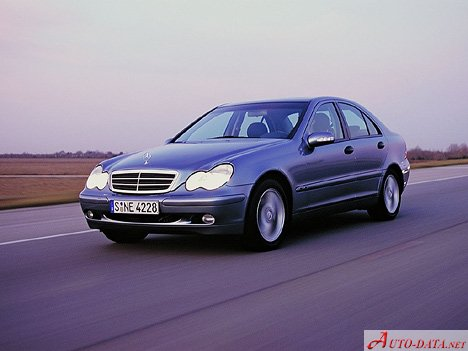 MercedesBenz  Cclass W203  C 240 170 Hp  Technical