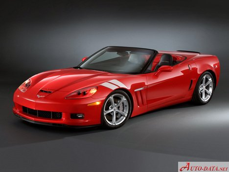 Chevrolet Corvette Convertible (C6) - Bilde 1