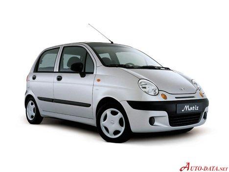 Daewoo - Matiz II - 1.0 i (64 Hp) - Technical specifications, Fuel