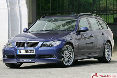 2005 Alpina D3 Touring (E91) - Photo 1