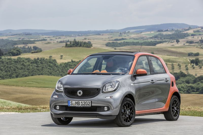 2014 Smart Forfour II - Photo 1