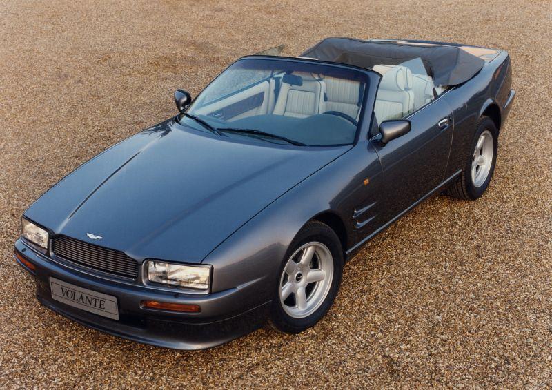Images Of Aston Martin Virage Volante - Aston martin virage coupe