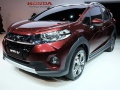 Technical specifications and fuel economy of Honda WR-V