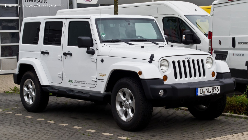 2007 Jeep Wrangler III Unlimited (JK) - Foto 1