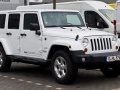 Wrangler III Unlimited (JK)