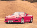 1993 AC Ace - Technical Specs, Fuel consumption, Dimensions