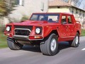 Technical specifications and fuel economy of Lamborghini Lm-001