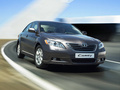 Toyota Camry VI (XV40) - Technical Specs, Fuel consumption, Dimensions