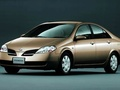 Technical specifications and fuel economy of Nissan Primera