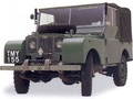 Technical specifications and fuel economy of Land Rover Series I